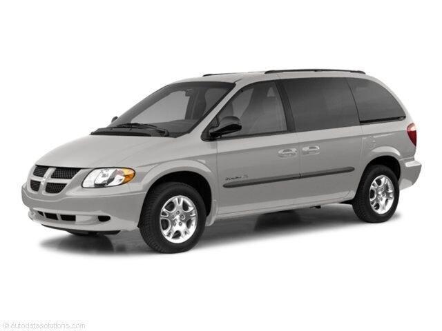 2003 Dodge Caravan Sport Van Passenger Van