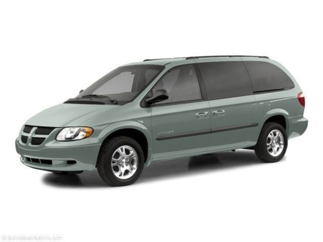 Used 2003 Dodge Grand Caravan SE Van for sale in Idaho Falls