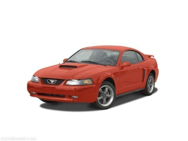 Used 2003 Ford Mustang Coupe in Clinton, IA