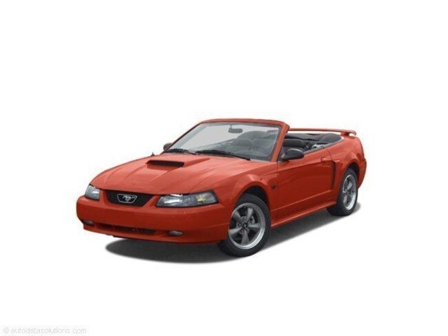 Used 2003 Ford Mustang Convertible for sale in Layton, UT at Young Buick GMC