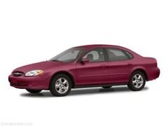 2003 Ford Taurus SES Sedan 1FAFP55U63A256095