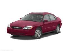2003 Ford Taurus SEL Premium Sedan