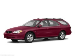 2003 Ford Taurus SEL Deluxe Wagon