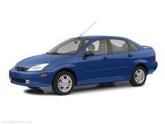 2003 Ford Focus SE Comfort w/Zetec Sedan