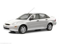 2003 Ford Focus SE Compact Car