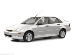 Used 2003 Ford Focus LX 4dr Car Naples Florida