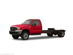 2003 Ford F-350 Chassis Truck Regular Cab