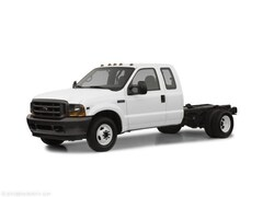 2003 Ford F-350 Chassis Cab Chassis Truck
