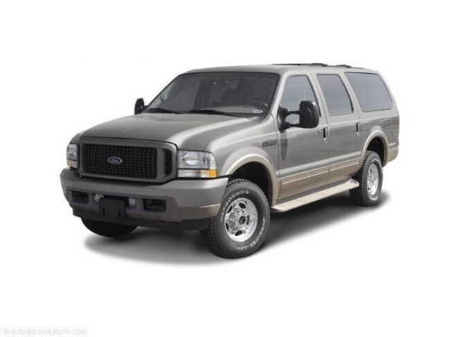 2003 Ford Excursion Sport Utility