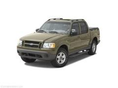 2003 Ford Explorer Sport Trac XLT 126 WB 4WD XLT