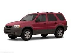 2003 Ford Escape XLS Popular Sport Utility
