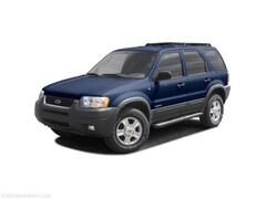 2003 Ford Escape XLT Popular 2 XLT Popular 2  SUV