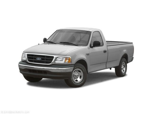 2003 Ford F-150 XLT Truck Regular Cab