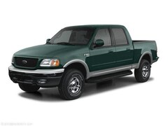 Pre-Owned 2003 Ford F-150 XLT Crew Cab Short Bed Truck 1FTRW08L23KC11424 for sale in East Silver City, NM