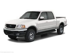 2003 Ford F-150 SuperCrew 139 4WD Truck