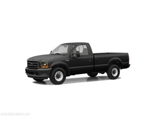 2003 Ford F-250 REG CAB - LONG BED - 4X2 Truck Regular Cab