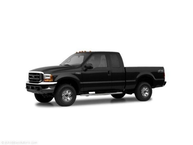2003 Ford F-250 XLT Extended Cab Truck