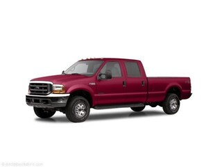 2003 Ford F-250SD King Ranch Truck