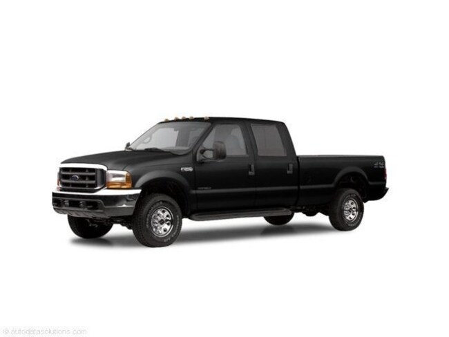 Used 2003 Ford F-250 Truck Crew Cab Bowling Green, KY