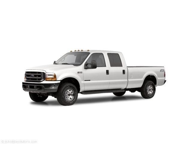 Pre-Owned 2003 Ford F-250 Truck Crew Cab for sale in Fayetteville, AR