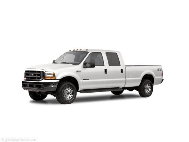 2003 Ford F-250 XL Crew Cab
