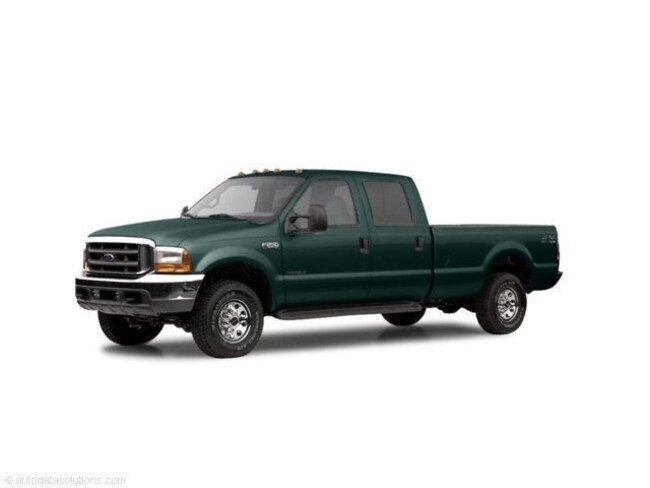 2003 Ford F-350 Super Duty Crew Cab Truck