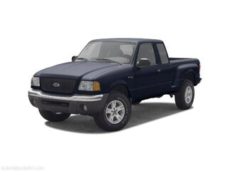 2003 Ford Ranger Edge Truck