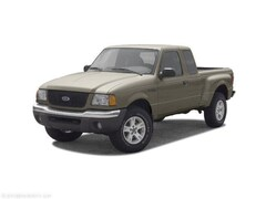 2003 Ford Ranger XLT Truck Super Cab