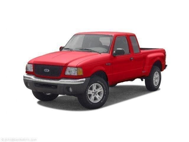 2003 Ford Ranger Super Cab Styleside XLT Truck