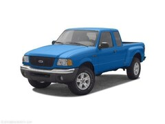 2003 Ford Ranger Extended Cab Short Bed Truck