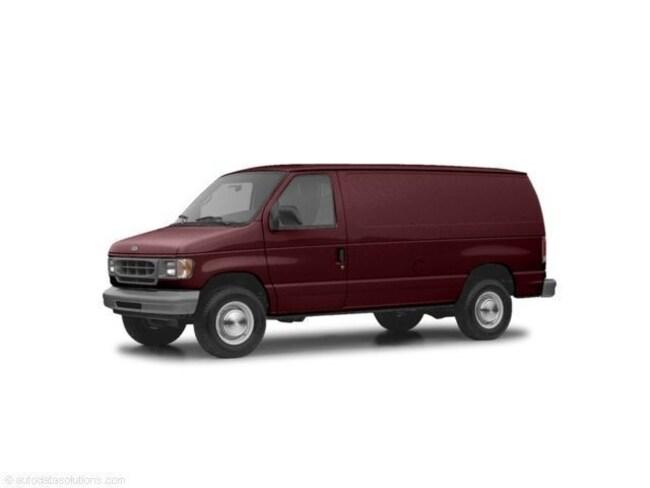 2003 Ford E-150 Van Cargo Van