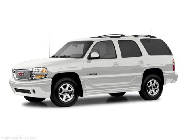 Used 2003 GMC Yukon SUV For Sale in Grand Forks ND   Stock