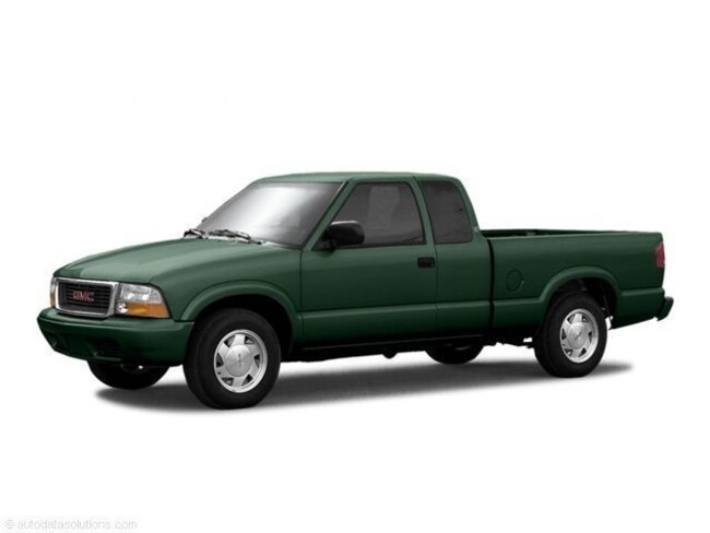 2003 GMC Sonoma Truck Extended Cab