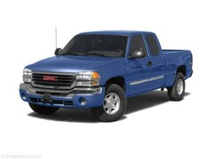 2003 GMC Sierra 1500 Truck Extended Cab