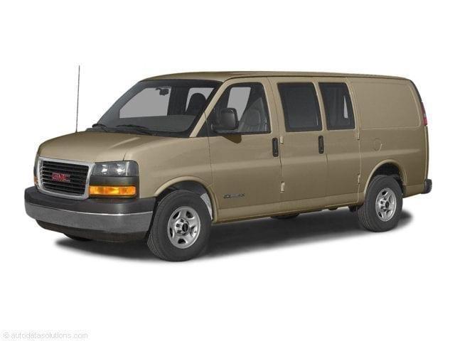 2003 GMC Savana G1500 C6Y Van