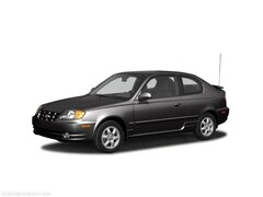 Used  2003 Hyundai Accent L Coupe in Snohomish, WA