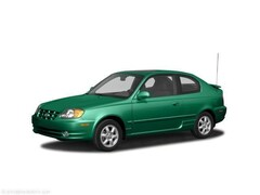2003 Hyundai Accent GL Hatchback
