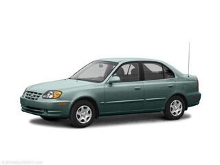 2003 Hyundai Accent GL Sedan