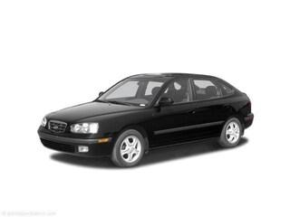 2003 Hyundai Elantra GT Hatchback