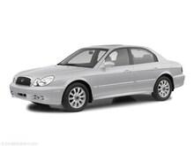 2003 Hyundai Sonata Base Sedan
