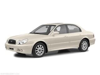 2003 Hyundai Sonata GLS Sedan