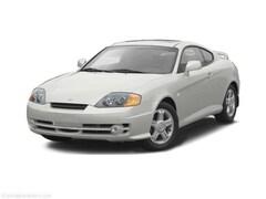 2003 Hyundai Tiburon GT V6 Coupe