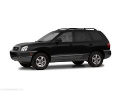 2003 Hyundai Santa Fe 2WD SUV