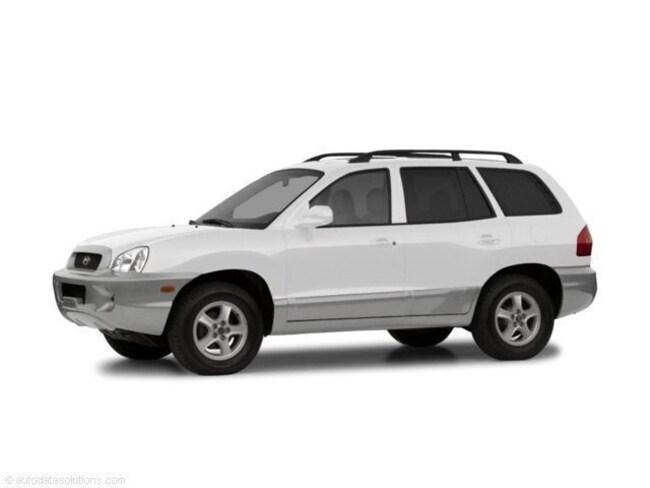 2003 Hyundai Santa Fe GLS SUV