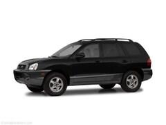 2003 Hyundai Santa Fe GLS GLS 4WD Auto 2.7L V6