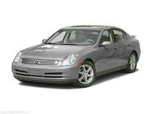 2003 INFINITI G35 Luxury Sedan