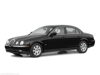 2003 Jaguar S-TYPE 3.0L V6 Sedan