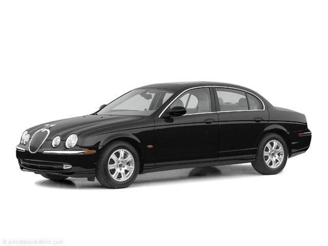 2003 Jaguar S Type Sedan