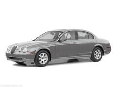 2003 Jaguar S-Type 3.0 Sedan