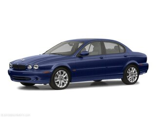 2003 Jaguar X-TYPE 2.5 (Non-Inspected Wholesale Tow-Off) Sedan